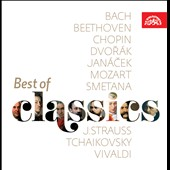 Best Of Classics / from the Supraphon catalog [10 CD]
