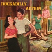 Various Artists: Rockabilly Action