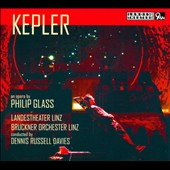 Philip Glass: Kepler, opera / Russell Davies