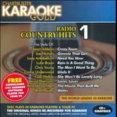 Karaoke: Karaoke Gold: Radio Country Hits 1