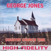 George Jones: Country Church Time