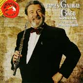 Bach: Sonatas / James Galway, Phillip Moll, Sarah Cunningham