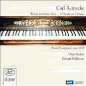 Carl Reinecke: Works for Piano Duo