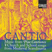 Cantio: Music From Piae Cantiones