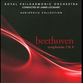Beethoven: Symphonies 2 & 8 / Lockhart