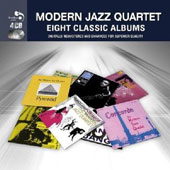 The Modern Jazz Quartet: Eight Classic Albums [Box]