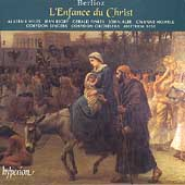 Berlioz: L'Enfance du Christ / Best, Miles, Rigby, et al