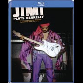Jimi Hendrix: Jimi Plays Berkeley
