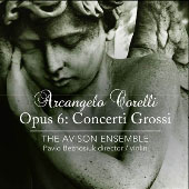 Corelli: Concerti Grossi Op. 6 / Pavlo Beznosiuk, violin; Avison Ensemble