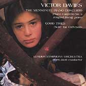 Davies: Concerto for Piano, Good Times Suite / Brott, Baerg