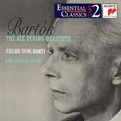 Take 2 - Bartok: The Six String Quartets / Juilliard Quartet
