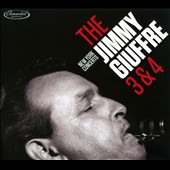 Jimmy Giuffre: New York Concerts: The Jimmy Giuffre 3 & 4 [Digipak] *
