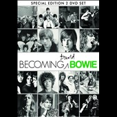 David Bowie: Becoming Bowie