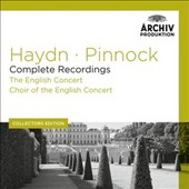 Trevor Pinnock: The Complete Haydn Recordings / The English Concert & Choir