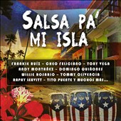 Various Artists: Salsa Pa' Mi Isla