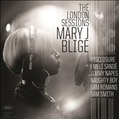 Mary J. Blige: The London Sessions [12/2] *