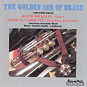 Golden Age of Brass Vol 1 / David Hickman, Mark Lawrence