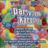 Karaoke: Party Tyme Karaoke: Tween Hits, Vol. 6