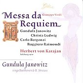 Verdi: Requiem / Ludwig, Bergonzi, et al