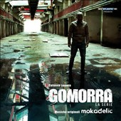 Mokadelic: Gomorrah [Original TV Soundtrack] [Digipak]
