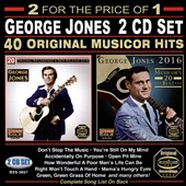 George Jones: 40 Original Musicor Hits