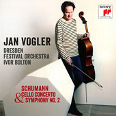 Schumann: Cello Concerto; Symphony No. 2