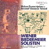 Walzer-Transcription by Second Viennese School