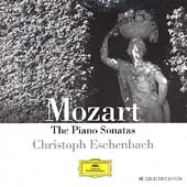 Mozart: The Piano Sonatas / Christoph Eschenbach