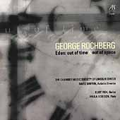 Rochberg: Eden - Out of Space & Out of Time / Fisk, Robison
