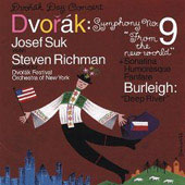 Dvorak: Symphony no 9, etc / Richman, Suk, Mayorga, et al