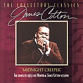 James Cotton (Harmonica): The  Midnight Creeper