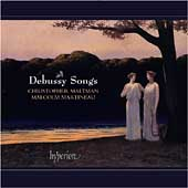 Debussy: Songs / Christopher Maltman, Malcolm Martineau