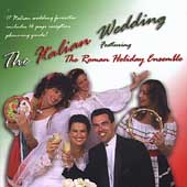 Roman Holiday Ensemble: The Italian Wedding
