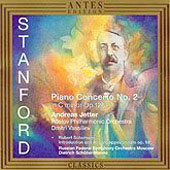 Stanford: Piano Concerto no 2;  Schumann / Jetter, et al