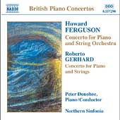 British Piano Concertos - Ferguson, Gerhard / Donohoe