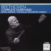 Beethoven: Complete Overtures / Zinman, Tonhalle Orchestra
