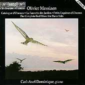 Messiaen: Complete Bird Music for Piano Solo / Dominique