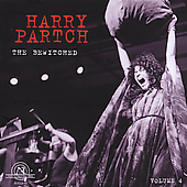 The Harry Partch Collection Vol 4 - The Bewitched