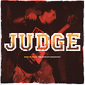 Judge: What It Meant: The Complete Discography *