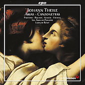 Theile: Canzonettas, Arias / R&#233;my, Partowi, Buchin