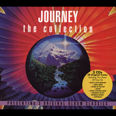 Journey (Rock): The Collection: Escape/Frontiers/Infinity [2005 Reissue] [Long Box]