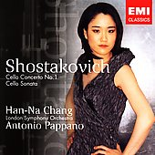 Shostakovich: Cello Concerto no 1,  etc / Chang, et al