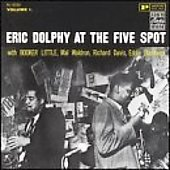 Eric Dolphy/Eric Dolphy Quintet: Eric Dolphy at the Five Spot, Vol. 1 [Japan 2003] [Remaster]