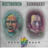 Back 2 Back:beethoven/Schubert