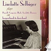 Liselotte Selbiger plays Purcell, Bach, et al