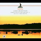 Beethoven: Sonatas For Cello & Piano Nos. 1 - 5