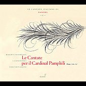Le Cantate  per il Cardinal Pamphili - Handel / Invernizzi