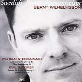 Swedish Piano - Stenhammar, et al / Wilhelmsson
