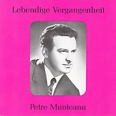 Lebendige Vergangenheit - Petre Munteanu