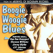 Various Artists: Boogie Woogie Blues